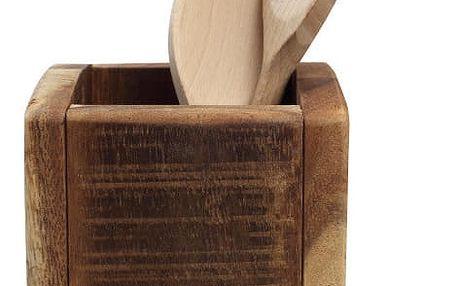 Dřevěný stojan na kuchyňské nástroje T&G Woodware Nordic Natural