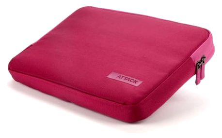 "Pouzdro na notebook Attack Supreme Red 15,6"" 10315"