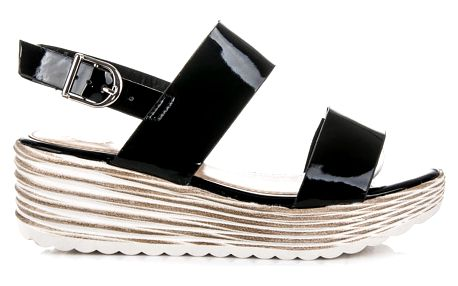 Sandály na platformě 3A399B 39