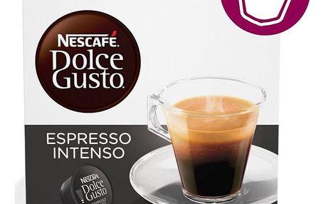 Kávové kapsle NESCAFÉ DOLCE GUSTO Espresso Intenso 16 ks