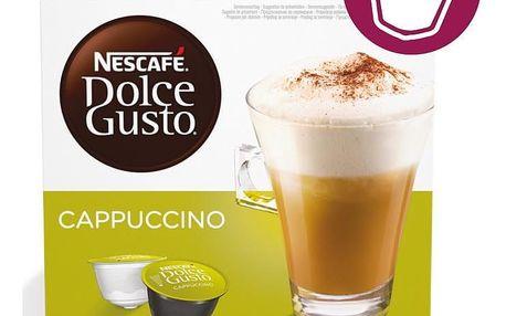Kávové kapsle NESCAFÉ DOLCE GUSTO Cappuccino 8 ks