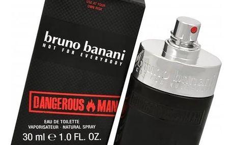 Toaletní voda Bruno Banani Dangerous Man 50ml