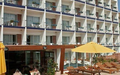 Španělsko - Costa Brava na 11 dní, plná penze, polopenze nebo snídaně s dopravou vlastní