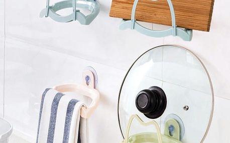 Multifunkční držák do kuchyně - 4 barvy