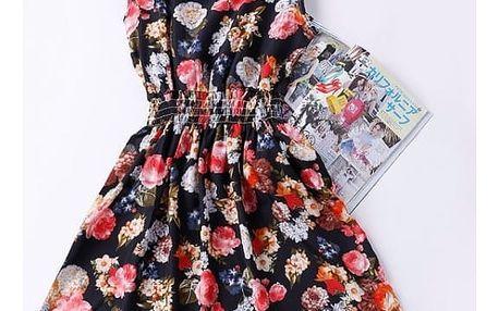 Rozmanité letní šaty - vzor: 8 - velikost: 3