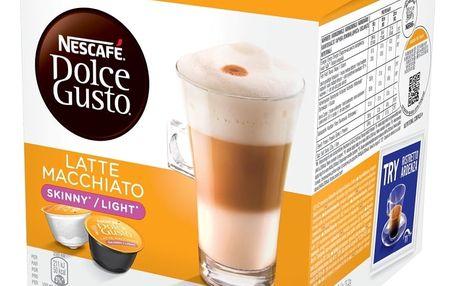 Kávové kapsle NESCAFÉ DOLCE GUSTO Latte Macchiato Light 8 ks