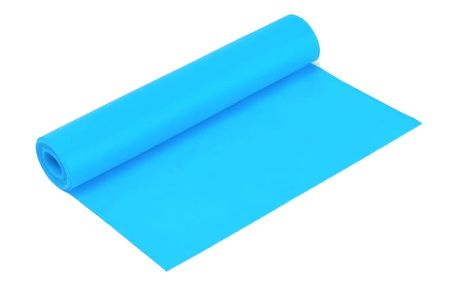 Guma posilovací na pilates a jógu v 7 barvách - Modrá