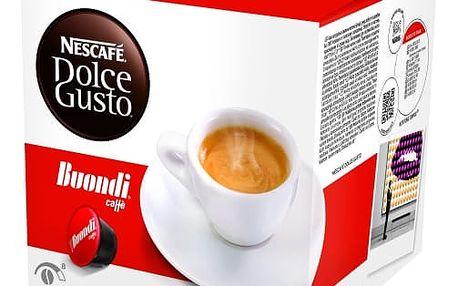 Kávové kapsle NESCAFÉ DOLCE GUSTO Espresso Buondi 16 ks
