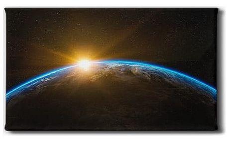 GLIX Východ slunce - obraz na plátně 60 x 30 cm