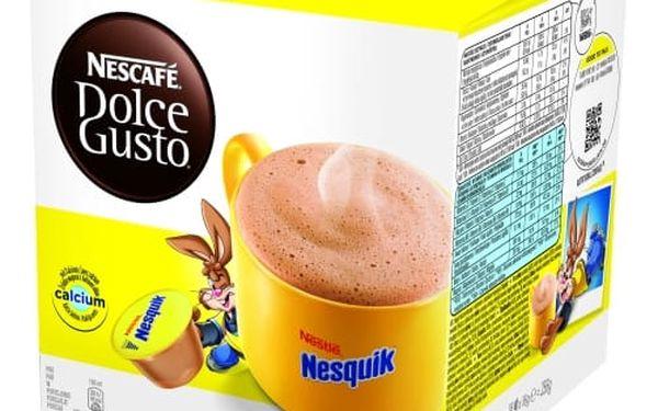 Kávové kapsle NESCAFÉ DOLCE GUSTO Nesquik DG 16 ks