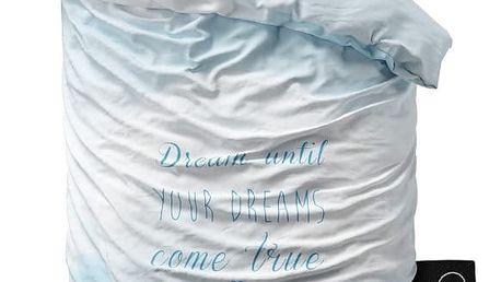Povlečení z mikroperkálu Sleeptime Dream, 140x220cm