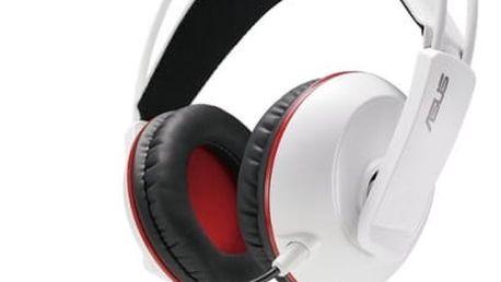 Headset Asus Gaming (90YH0062-B1UA00) bílý