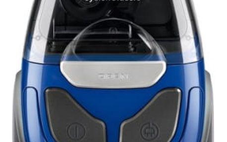 Vysavač podlahový Zanussi ZAN1920EL šedý/modrý