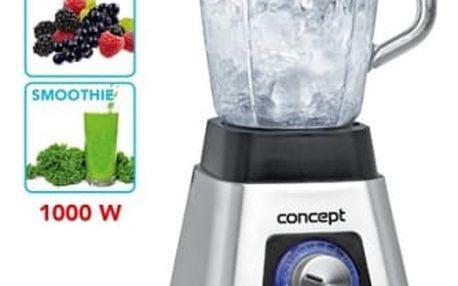 CONCEPT SM-3410 Smoothie mixér 1,5 l PERFECT ICE CRUSH