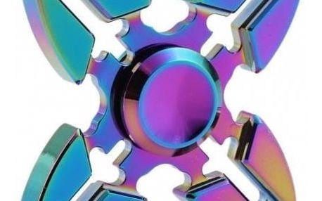 Fidget Spinner Eljet SPINEE Rainbow Crab