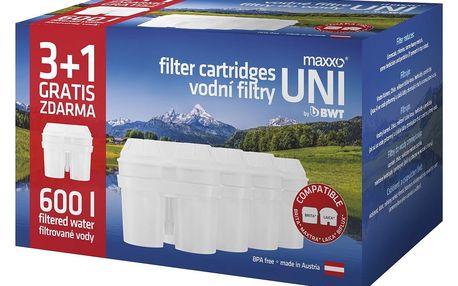 MAXXO UNI vodní filtry 3+1