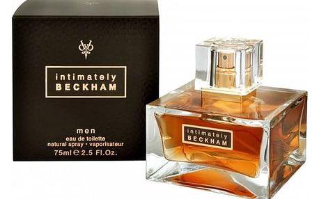 David Beckham Intimately 75ml