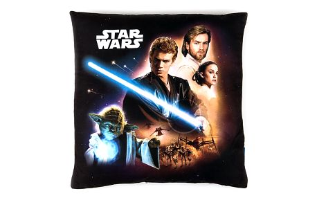 Jerry Fabrics polštář Star Wars 40x40