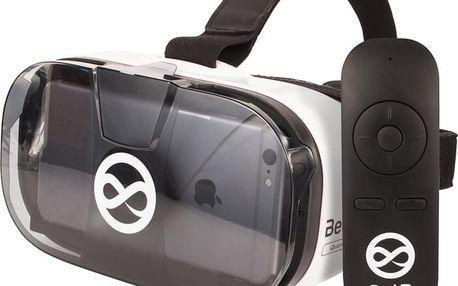 BeeVR Quantum S VR Headset + Bluetooth ovladač - BVR-003