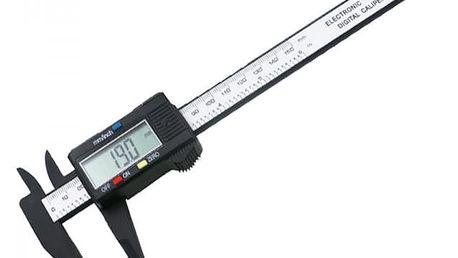 Digitální posuvné měřítko s LCD displejem