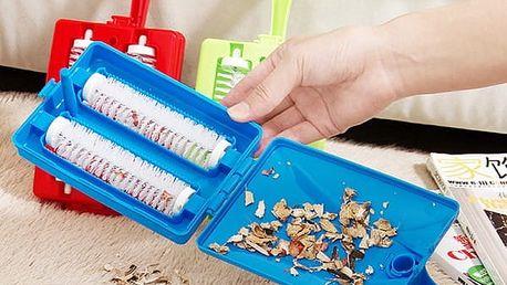 Ruční sběrač drobků a nečistot