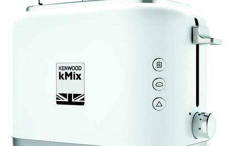 Opékač topinek Kenwood kMix TCX751.WH bílý + Doprava zdarma