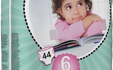 BAMBO Nature XL6 (16-30kg) 44ks - jednorázové pleny