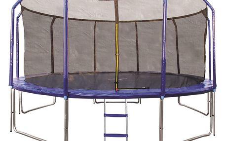 Trampolína Marimex 457 cm + vnitřní ochranná síť + žebřík ZDARMA