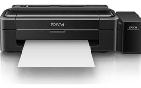 Tiskárna inkoustová Epson L310 (C11CE57401) černá
