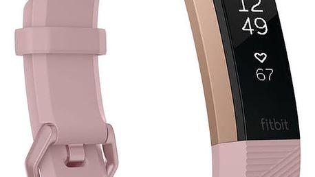Fitbit Alta HR Pink Rose Gold - Large - FB408RGPKL-EU