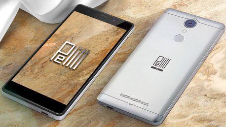 Celokovové mobilní telefony Pelitt s Androidem 6.0