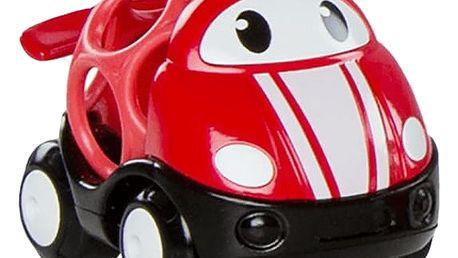 OBALL Autíčko závodní, červená, 18m+