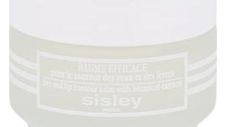 Sisley Baume Efficace Eye And Lip Contour Balm 30 ml oční krém proti vráskám pro ženy