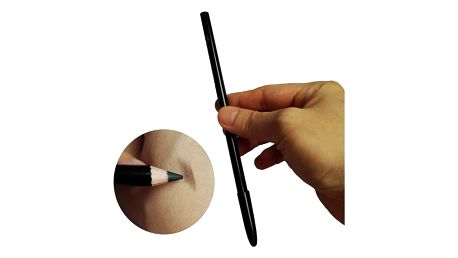 Voděodolná tužka na obočí