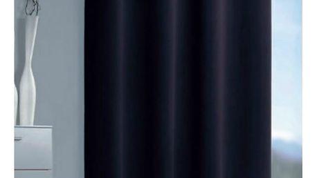 Albani Zatemňovací závěs Mia černá, 140 x 245 cm