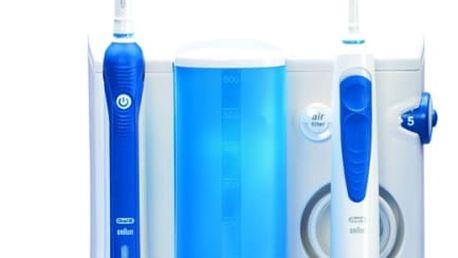 Orální centrum Oral-B Oral-B® ProfessionalCare™ Oxyjet+3000OC20 bílý/modrý