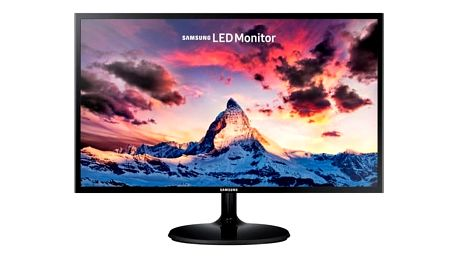 Monitor Samsung S24F350FHUXEN (LS24F350FHUXEN) černý + DOPRAVA ZDARMA