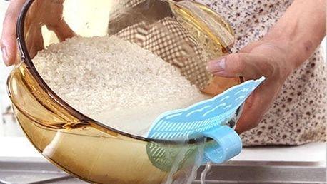 Multifunkční klip na rýži a těstoviny