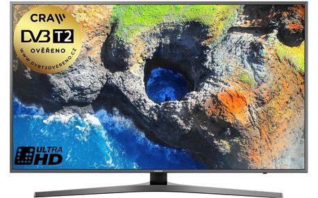 Televize Samsung UE55MU6452 titanium + DOPRAVA ZDARMA