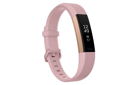 Fitbit Alta HR Pink Rose Gold - Large - FB408RGPKL-EU