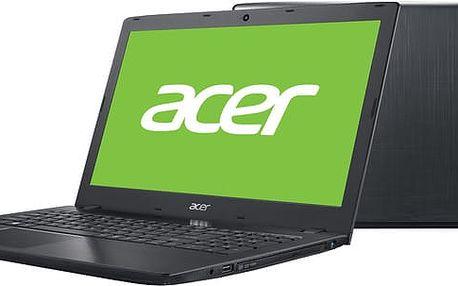 "Acer NTB Aspire E 15 (E5-575G-57YH) - i5-7200U@2.5GHz,15.6"" IPS FHD mat,8GB,1TB54+128SSD,čt.pk,GF940MX 2G,HDcam,4čl,W10H"