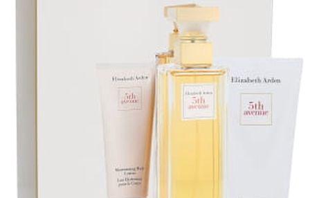 Elizabeth Arden 5th Avenue dárková kazeta pro ženy parfémovaná voda 125 ml + tělové mléko 100 ml