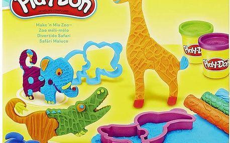 PLAY-DOH CORE Zvířecí formičky