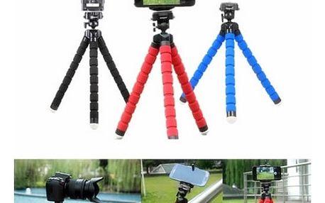 Stojánek na mobil nebo fotoaparát - chobotnice