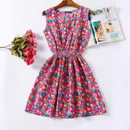 Rozmanité letní šaty - vzor 17, vel. 5