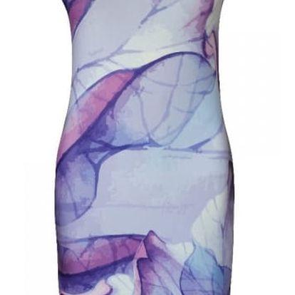 Veselé letní mini šaty s různými motivy - Varianta 11, velikost 2