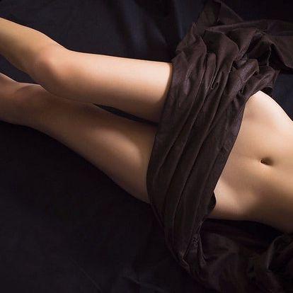 Kouzelná tantra masáž erotickým olejíčkem