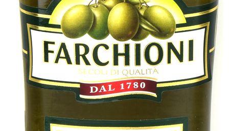 Extra panenský olivový olej Farchioni 1 l