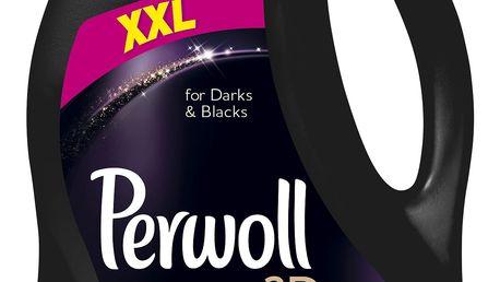 PERWOLL Black 4L (66 dávek) - speciální prací gel
