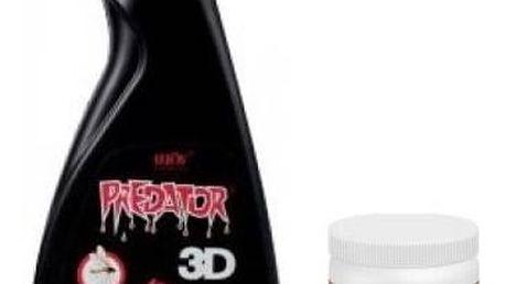 Sprej Predator Repelent 3D 500 ml mech. rozprašovač + Prášek De-plague 50g ZDARMA Prášek Vitar Nomaad De-plague 50g (zdarma)